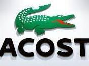brand Lacoste festeggia anni