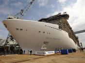 Fincantieri: varata Monfalcone Regal Princess