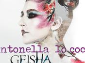 """Antonella Coco: persona artista nell'album Geisha. Guarda video """"Nuda Pura Vera"""""""