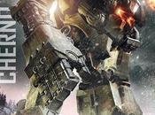 Cherno Alpha secondo Jaeger protagonista characters poster Pacific