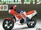 Vintage Brochures: Aprilia 1986 (Italy)
