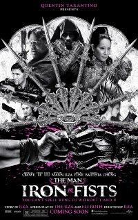 The man with the iron fists ( 2012 )
