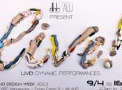 presentano LIVE!: Salone Mobile 2013 MILANO DESIGN WEEK Fuorisalone Atelier Corso Como