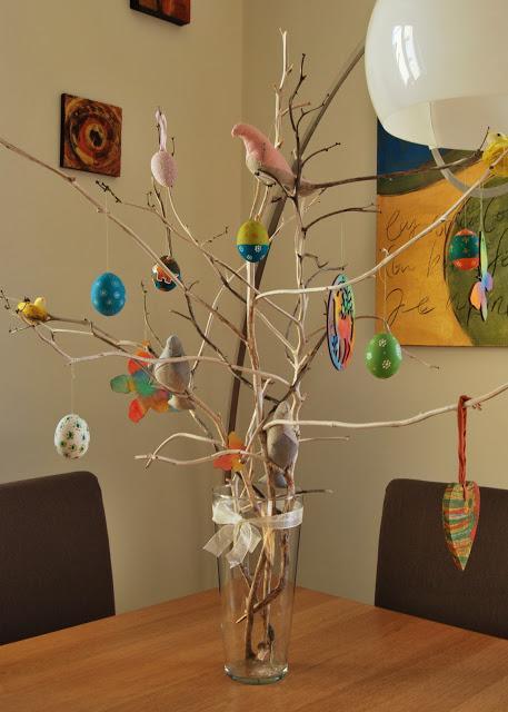 L 39 albero di pasqua paperblog - Albero di pasqua idee ...