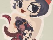 [illustration] Riae Suicide fanart