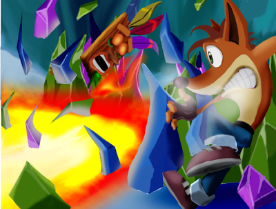 Le Sfide di GiocoMagazzino! Trentesima Sfida: Crash Bandicoot VS Spyro The Dragon!