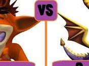 Sfide GiocoMagazzino! Trentesima Sfida: Crash Bandicoot Spyro Dragon!