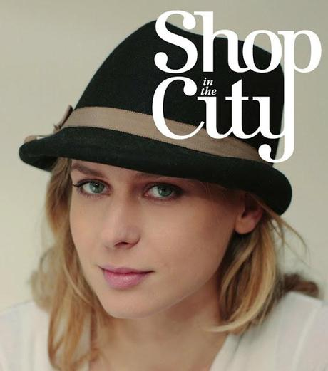 Shop in the City interview to Glitter in the Air blog