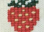 Come realizza ricamo maglia