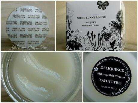 Rouge Bunny Rouge - balsamo struccante Deliquesce Make-up Melt Cleanser