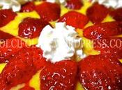 Super fast Cake Fragole Crema Pasticcera