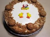 Idee menu' pasqua 2013 torta amaretti