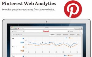 Pinterest Web Analytics Tool: come calcolare il traffico generato dai pin