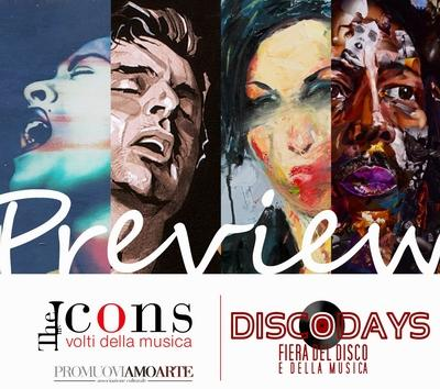 Chi va con lo Zoppo... non perde 'The Icons Preview' al Disco Days 2013