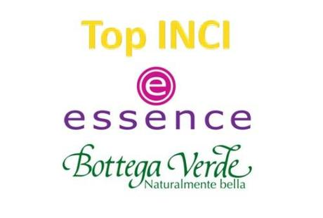 Foto Prodotti con buon INCI Essence & Bottega Verde, (C) 2013 Biomakeup.it