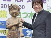 Giappone statua Oliver Hutton!