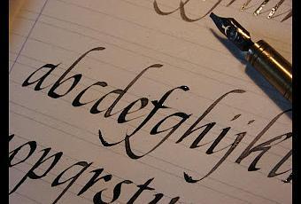 Corsi di calligrafia a firenze paperblog - Diversi caratteri di scrittura ...