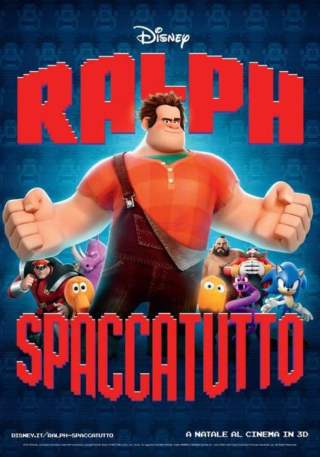 Ralph Spaccatutto - Wreck-it Ralph (2012)