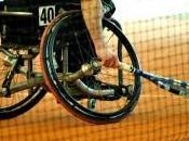 Tennis carrozzina: cominciato ieri Città Pinerolo