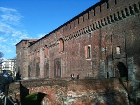 Salone del Mobile 2013, Castello Sforzesco Milano