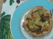 ricetta veloce post-bufera vento): torta rustica carciofi, patate scamorza