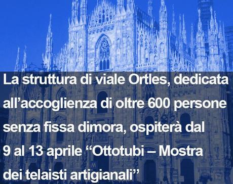 Casa Accoglienza viale Ortles Milano dormitorio