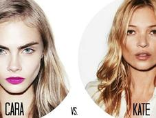 Model wars: Cara Kate