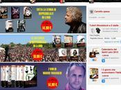 bancarella Beppe Grillo (...come s'offre...)