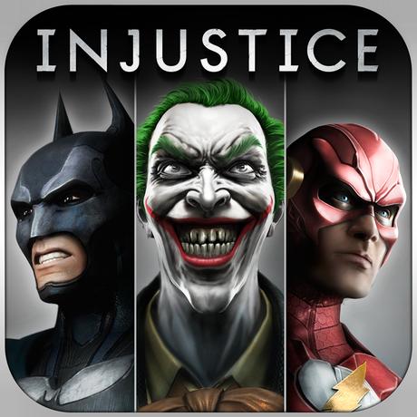 Injustice на ipad 1