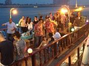 Latin Boat Party Phnom Penh