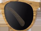 Occhiali sole...in legno!