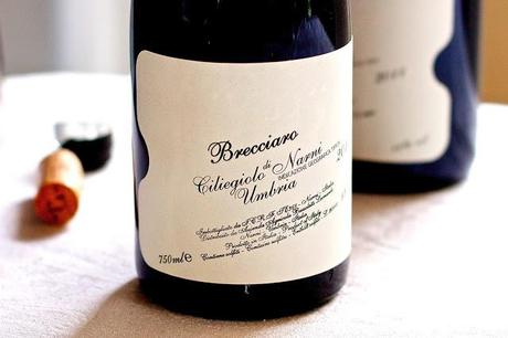 Ciliegiolo di Narni by Leonardo Bussoletti - a great wine that can speak about its country