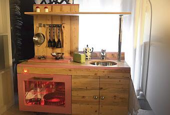 Come costruire una cucina per bambini di legno paperblog - Come costruire una cucina in legno ...