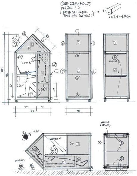 1mq house paperblog for La maison du petit monde