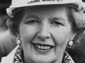 lavoro l'economia secondo Margaret Thatcher