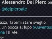 """Piero torna tifoso """"Juve, tienimi sveglio"""""""