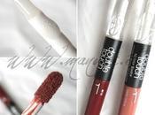 Review Kiko Double Touch Lipstick n.102 n.113