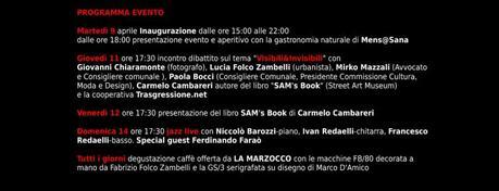 Fuorisalone 2013 Salone del Mobile  - programma