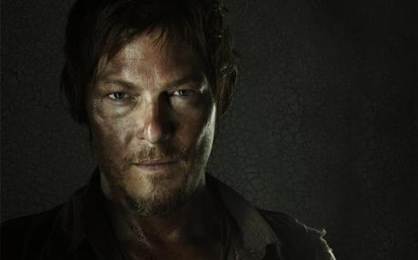 Norman Reeuds on The Walking Dead