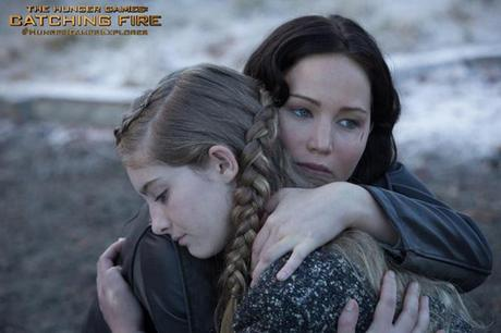 jennifer lawrence hunger games 2