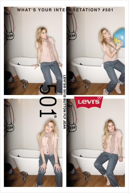..Levi's event.. Salone del Mobile