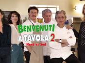 Torna Canale5 serie Benvenuti tavola. Vanessa Incontrada Fabio Troiano entry nella seconda stagione