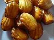 Madeleine miele profumo vaniglia