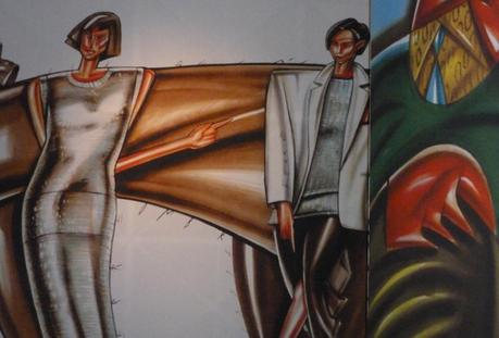 Fuorisalone 2013 - Massimo Iosa Ghini - Triennale di Milano - sezione Disegnare, foto Elena Santoro