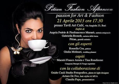 Pitian Fashion Afternoon | EVENTI