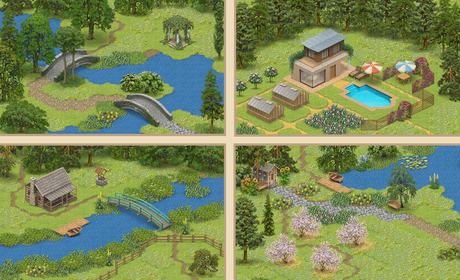 giardino segreto gameplay