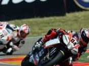 Superbike, Aragon: Michel Fabrizio limita danni andando punti entrambe gare
