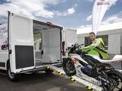 partnership Fiat Professional l'associazione promuove pratica motociclismo