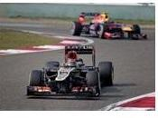 Gran Premio della Cina: Kimi Raikkonen secondo posto gara avvincente