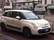 Fiat 500L unisce distretti milanesi design